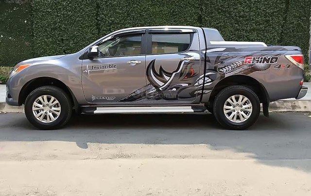 Cần bán gấp Mazda BT 50 sản xuất 2013, màu xám, nhập khẩu số tự động3