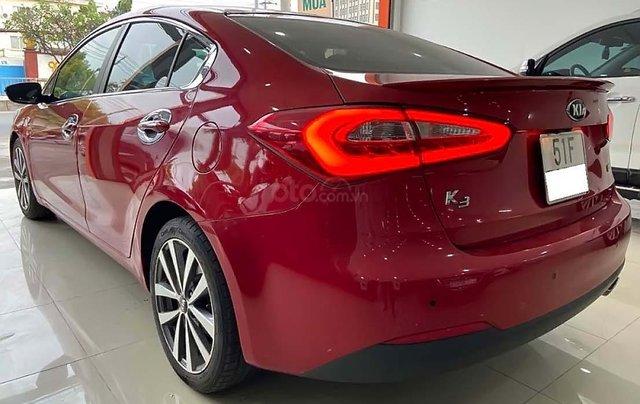Bán Kia K3 sản xuất 2014, màu đỏ, giá 486tr2
