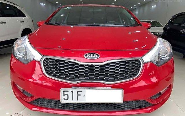 Bán Kia K3 sản xuất 2014, màu đỏ, giá 486tr4