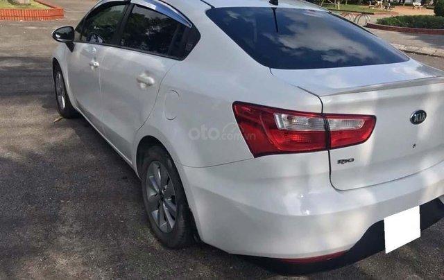 Cần bán xe Kia Rio đời 2017, màu trắng, xe nhập chính hãng1