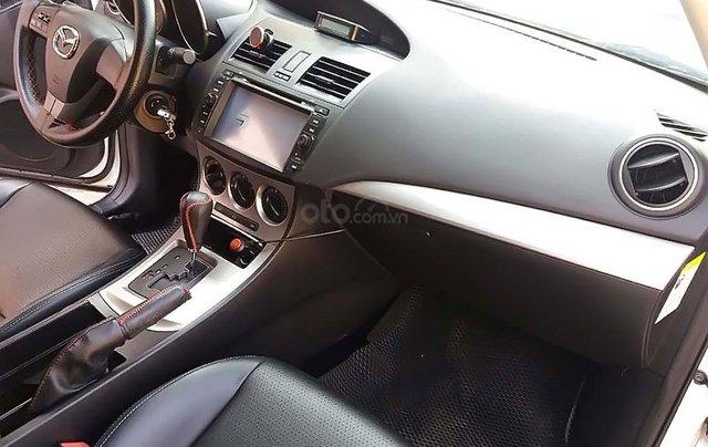Bán Mazda 3 1.6 AT sản xuất năm 2010, màu trắng, nhập khẩu3