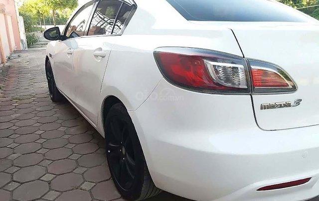 Bán Mazda 3 1.6 AT sản xuất năm 2010, màu trắng, nhập khẩu1