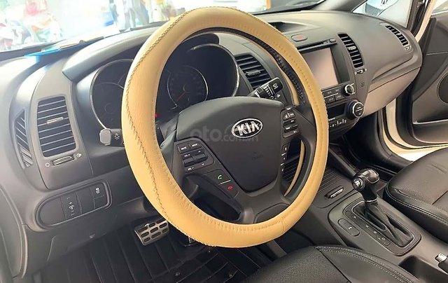 Bán xe cũ Kia K3 2.0 AT đời 2014, màu trắng1