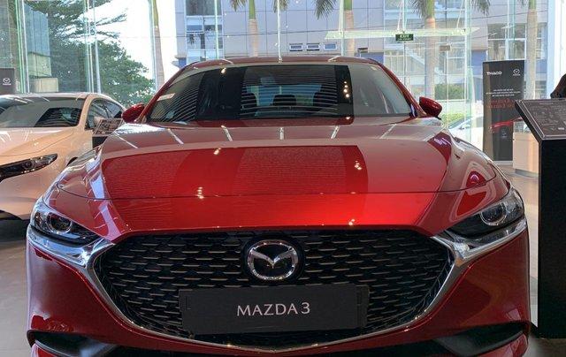 Mazda 3 All New 2020 giá từ 699tr, đủ màu, có xe giao ngay, giao xe trước tết, hãy liên hệ ngay với chúng tôi0