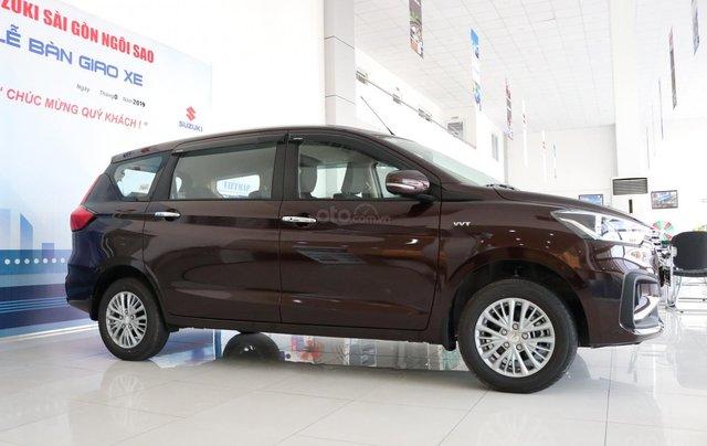 Bán xe Suzuki Ertiga nhập khẩu giao ngay màu đen, trắng, bạc và nâu liên hệ 09334607771