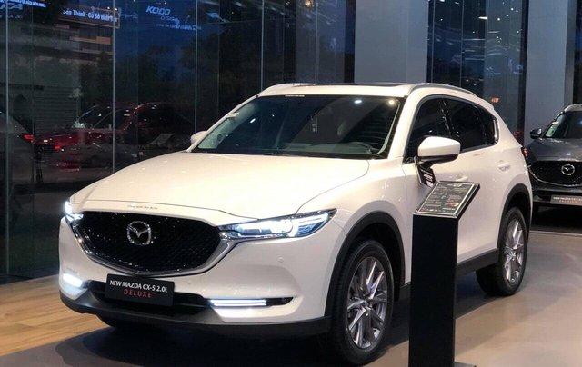 Mazda CX 5 Duluxe 2020, chỉ 239tr nhận xe chạy ngay, khuyến mại cực sốc0