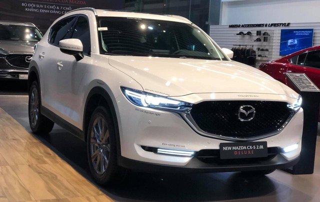 Mazda CX 5 Duluxe 2020, chỉ 239tr nhận xe chạy ngay, khuyến mại cực sốc5