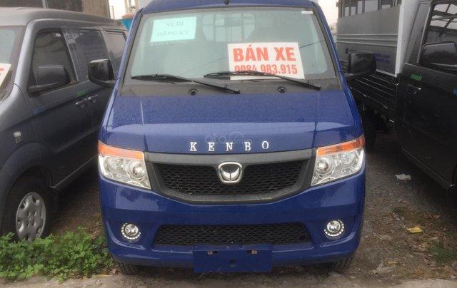 Giá xe tải Kenbo 990kg mui bạt0
