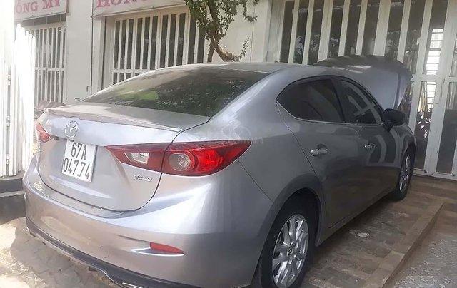 Bán Mazda 3 1.5AT sản xuất năm 2016, màu bạc1