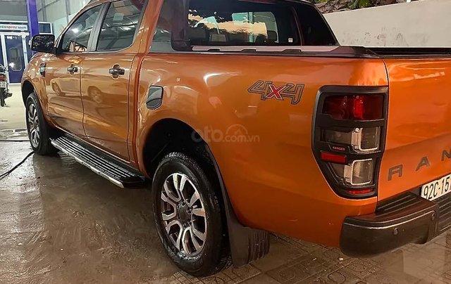 Bán Ford Ranger sản xuất 2016, xe nhập, chính chủ1