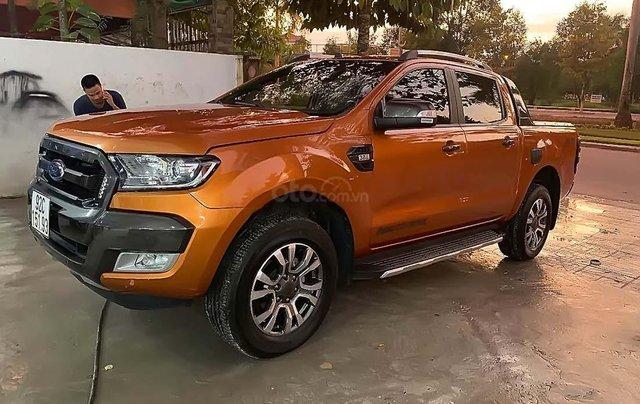 Bán Ford Ranger sản xuất 2016, xe nhập, chính chủ0