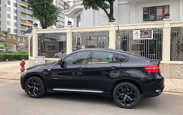 Cần bán xe BMW X6 đời 2009, màu đen, xe nhập1
