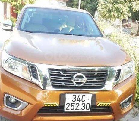 Cần bán Nissan Navara sản xuất năm 2017, nhập khẩu chính hãng0