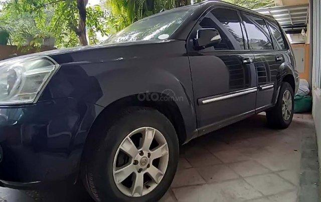 Bán Nissan X trail đời 2009, màu đen, xe nhập, giá tốt1