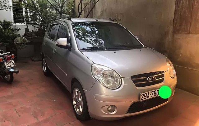 Cần bán Kia Morning 1.1 MT sản xuất 2009, xe gia đình, giá 160tr0