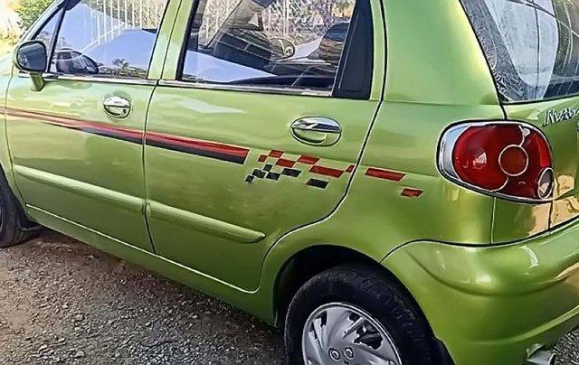 Cần bán lại xe Daewoo Matiz 2007, màu xanh lục, xe còn mới lắm0