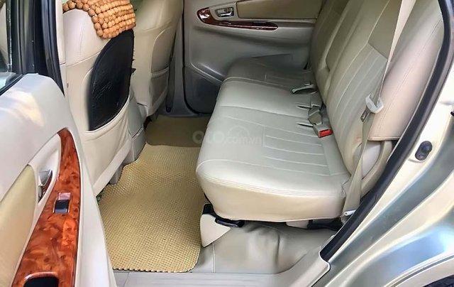 Bán Toyota Innova G đời 2008, màu hồng xe còn mới lắm3