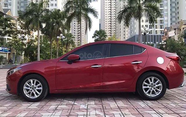 Bán ô tô Mazda 3 đời 2016, màu đỏ, giá 575tr xe còn mới nguyên3
