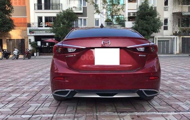 Bán ô tô Mazda 3 đời 2016, màu đỏ, giá 575tr xe còn mới nguyên2