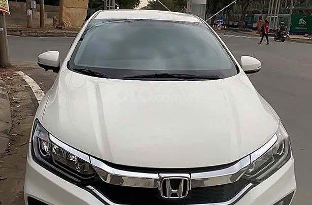 Bán xe cũ Honda City 1.5TOP đời 2018, màu trắng1
