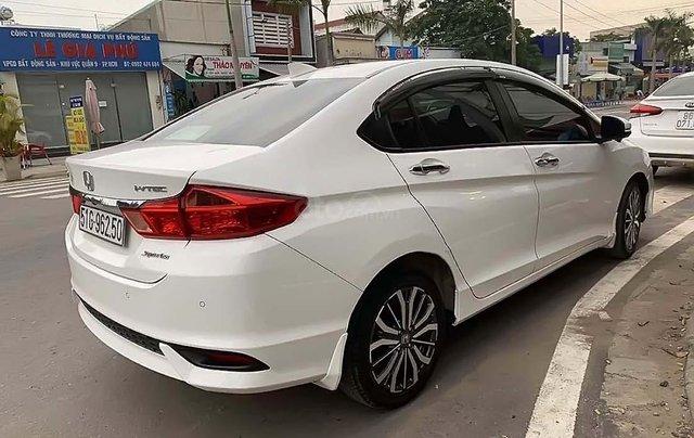 Bán xe cũ Honda City 1.5TOP đời 2018, màu trắng3