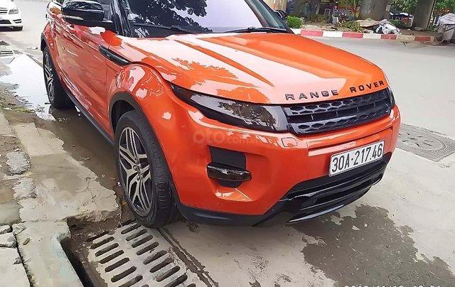 Cần bán LandRover Range Rover Evoque Dynamic năm sản xuất 2012, xe nhập0