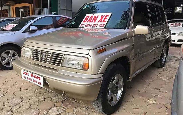 Cần bán lại xe Suzuki Vitara JLX năm 2004, nhập khẩu3