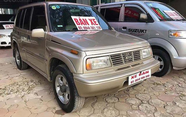 Cần bán lại xe Suzuki Vitara JLX năm 2004, nhập khẩu2
