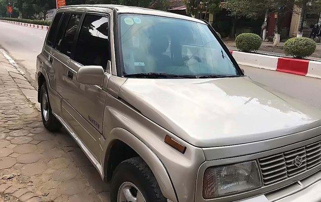 Cần bán lại xe Suzuki Vitara JLX năm 2004, nhập khẩu0