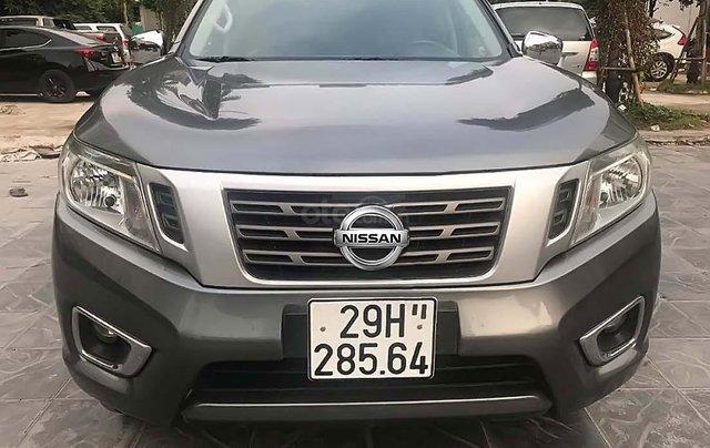 Cần bán xe Nissan Navara E 2.5 MT 2WD đời 2016, nhập khẩu, chính chủ 4