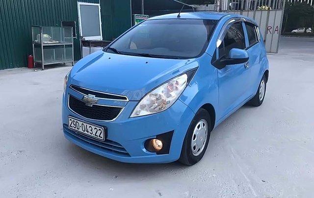 Cần bán Chevrolet Spark Van năm 2011, màu xanh, xe nhập  0
