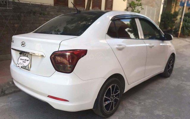 Bán Hyundai Grand i10 1.2 MT Base đời 2015, màu trắng, nhập khẩu3