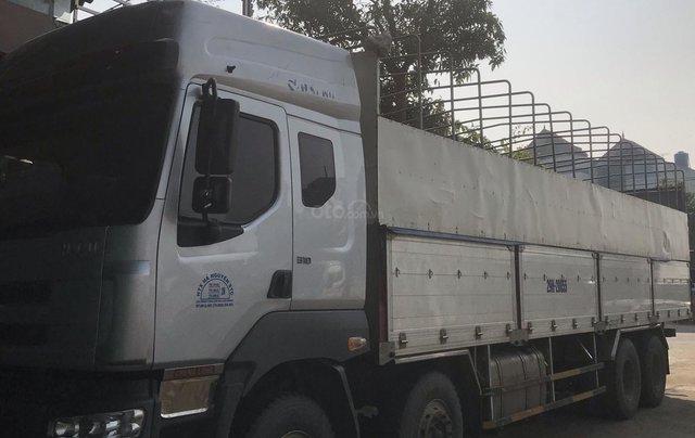 Bán Chenglong H7 đời 2017, màu xám, nhập khẩu nguyên chiếc như mới8