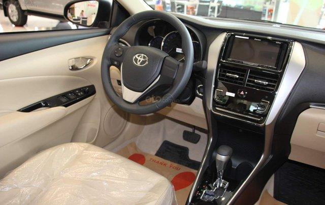 Bán nhanh chiếc Toyota Vios E đời 2019, màu đỏ - Giá cạnh tranh - Giao nhanh tận nhà1