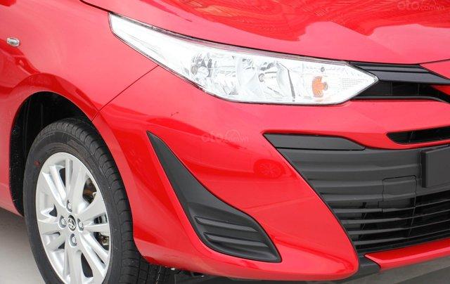 Bán nhanh chiếc Toyota Vios E đời 2019, màu đỏ - Giá cạnh tranh - Giao nhanh tận nhà9