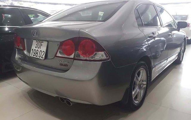 Bán xe cũ Honda Civic 2.0AT đời 2007, màu bạc1
