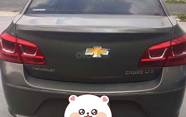 Bán xe Chevrolet Cruze LTZ 1.8L đời 2018, màu xám1