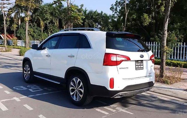 Bán ô tô Kia Sorento DATH đời 2017, màu trắng như mới 1