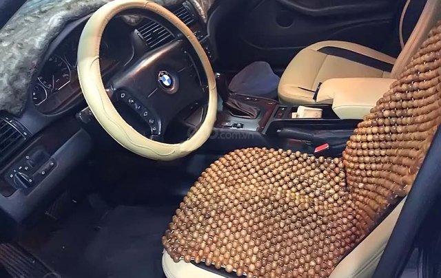 Cần bán gấp BMW 325i đời 2005, màu đen, nhập khẩu  1