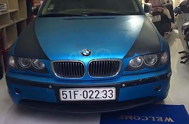 Cần bán gấp BMW 325i đời 2005, màu đen, nhập khẩu  0
