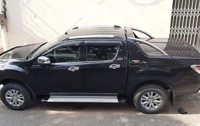 Bán Mazda BT 50 3.2L 4x4 AT 2013, màu đen, nhập khẩu, số tự động 1