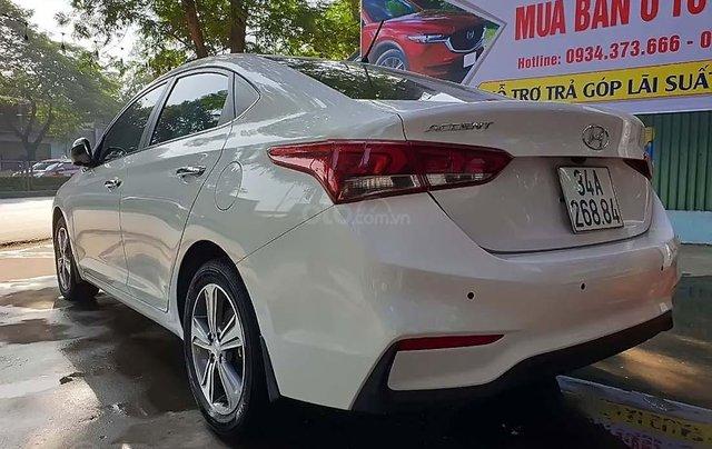 Bán Hyundai Accent 1.4 ATH năm sản xuất 2018, màu trắng, giá cạnh tranh1