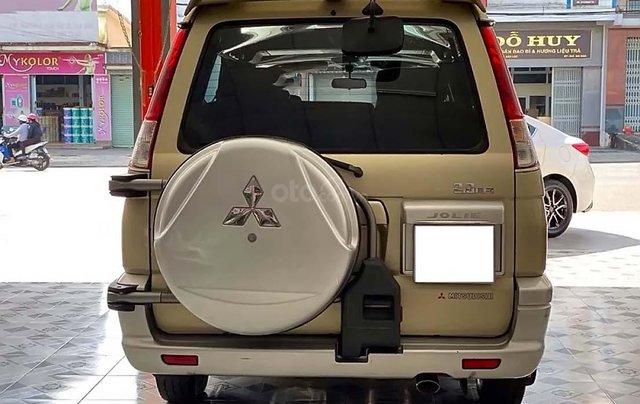 Cần bán Mitsubishi Jolie SS năm 2004, màu vàng, xe gia đình1