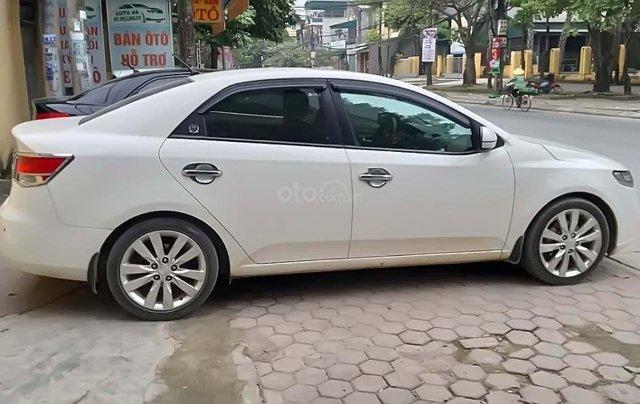 Bán Kia Forte SX 1.6 AT sản xuất năm 2011, màu trắng, giá tốt1