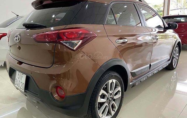 Bán Hyundai i20 Active năm 2015, màu nâu, xe nhập  1