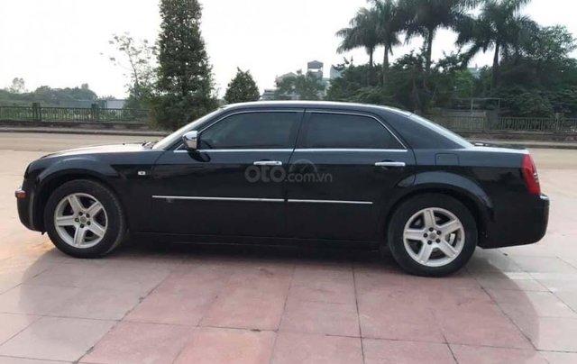 Cần bán Chrysler 300C 3.5 V6 AWD đời 2008, màu đen, nhập khẩu  0