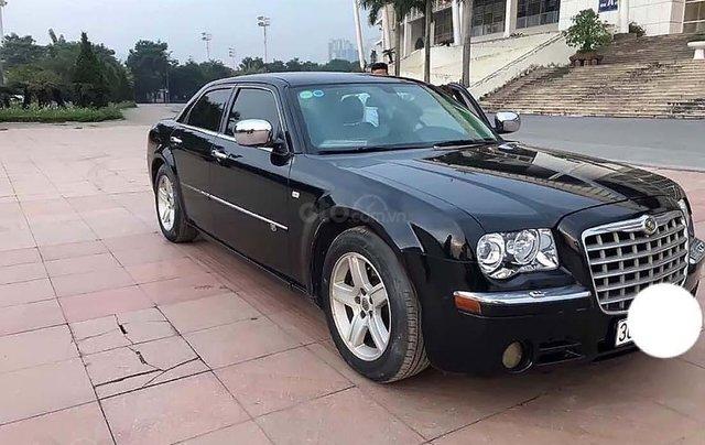 Cần bán Chrysler 300C 3.5 V6 AWD đời 2008, màu đen, nhập khẩu  1