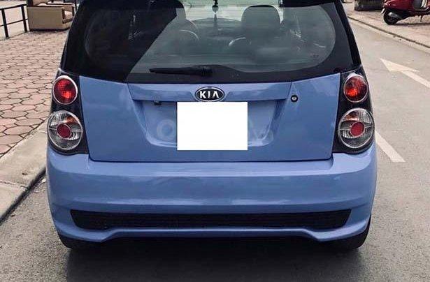 Bán Kia Morning Sport 2012, màu xanh lam, giá chỉ 152 triệu1