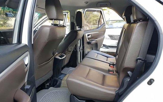 Cần bán xe Toyota Fortuner đời 2018, màu trắng, nhập khẩu  1