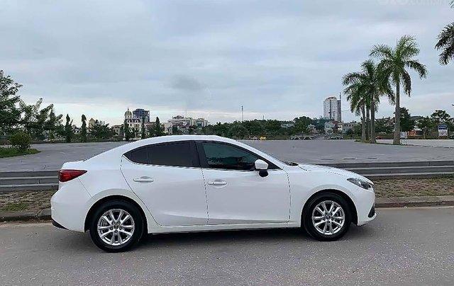 Bán xe cũ Mazda 3 1.5 AT đời 2015, màu trắng3
